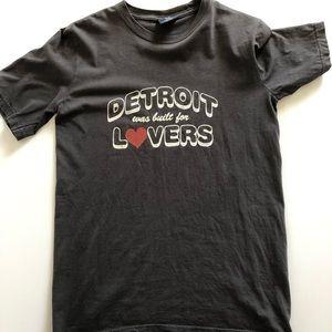 American Eagle Vintage Detroit T Shirt XS